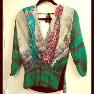 Made in Italy designer top